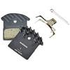Shimano Ice-Tech J02A Resin Remblok & Remschoen beige/zwart